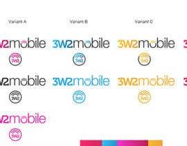 #76 for Design a logo for 3W2Mobile af shahraiz30