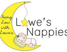 #119 para Logo Design for Low's Nappies por kfbrite