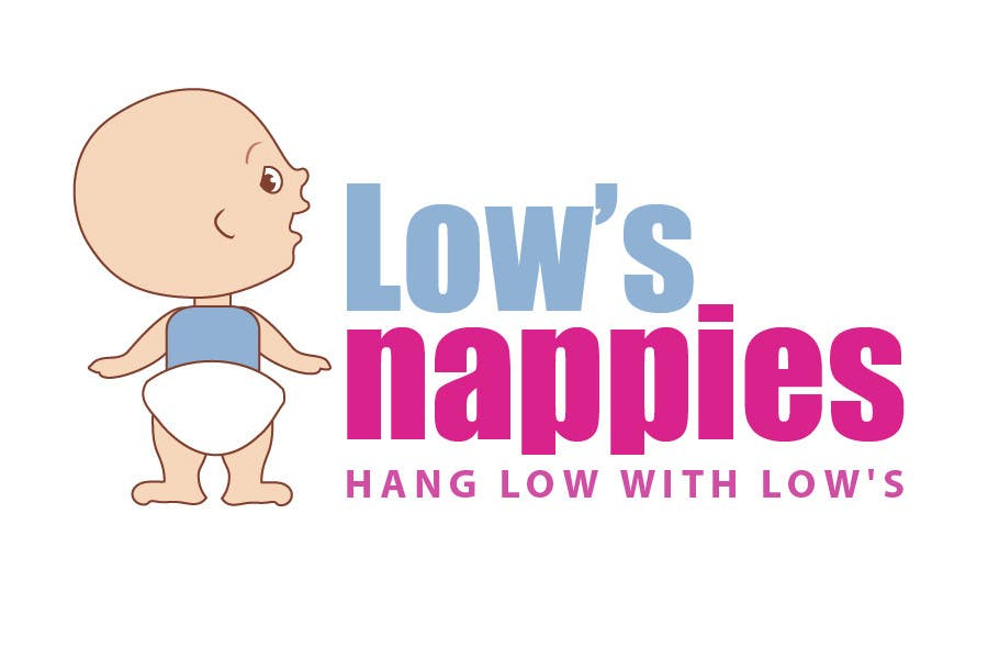 Contest Entry #76 for Logo Design for Low's Nappies