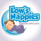 Graphic Design Konkurrenceindlæg #78 for Logo Design for Low's Nappies