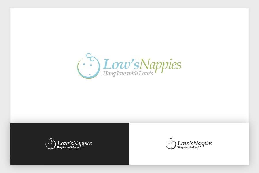 Entri Kontes #16 untukLogo Design for Low's Nappies