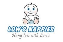 Graphic Design Contest Entry #7 for Logo Design for Low's Nappies