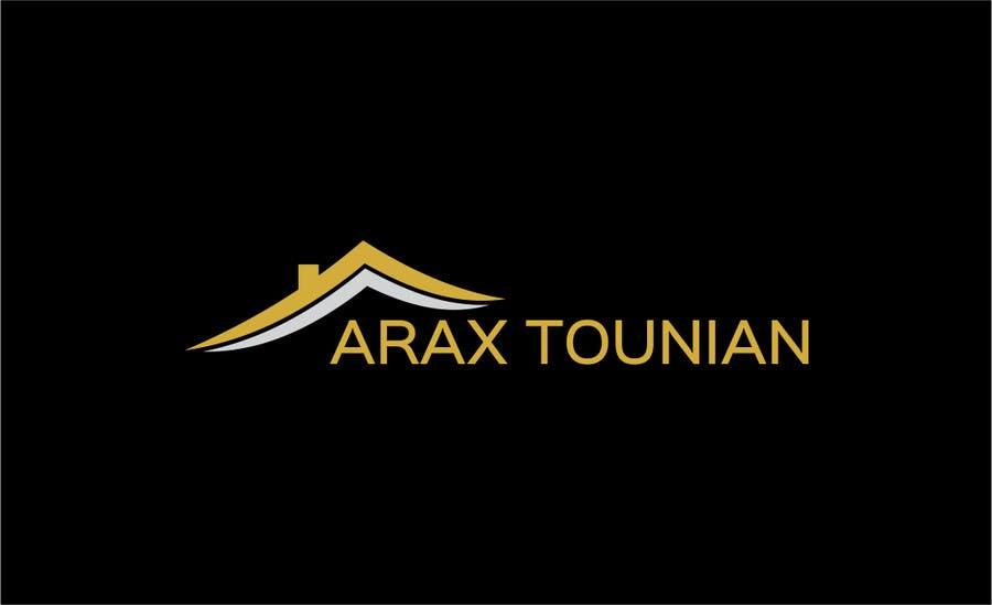 Penyertaan Peraduan #45 untuk Design a Logo for AraxTounian.com
