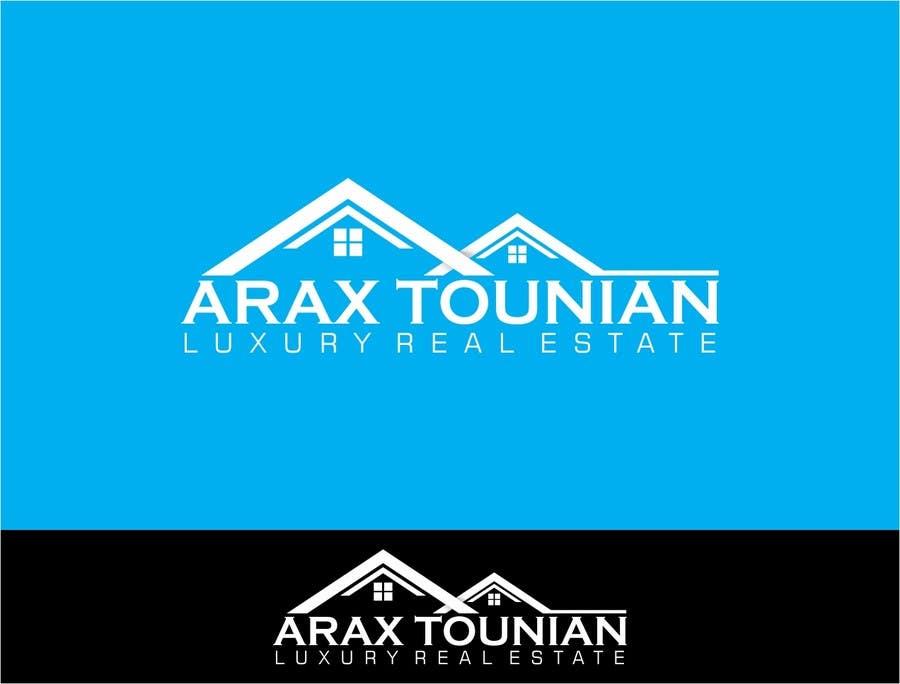Penyertaan Peraduan #49 untuk Design a Logo for AraxTounian.com