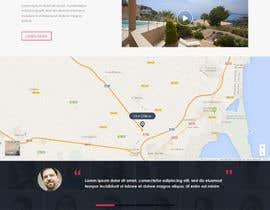 #46 untuk design Website Mockup for a real estate website oleh muhamedibrahim25