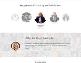 #16 untuk design Website Mockup for a real estate website oleh amitpokhriyalchd