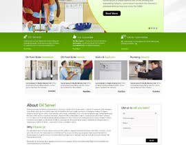 nº 41 pour Build a Website for OilServe Ltd. par cgartist4