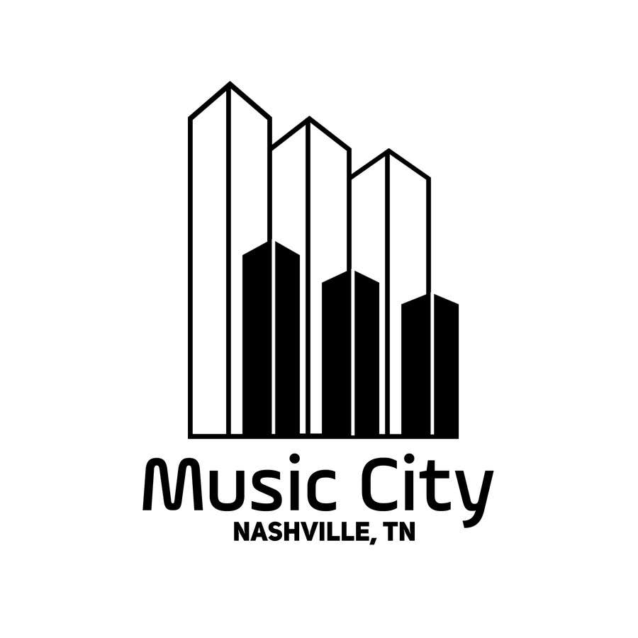 Konkurrenceindlæg #16 for Design a Logo for Music City