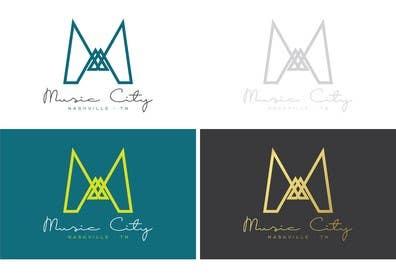 #19 untuk Design a Logo for Music City oleh TangaFx