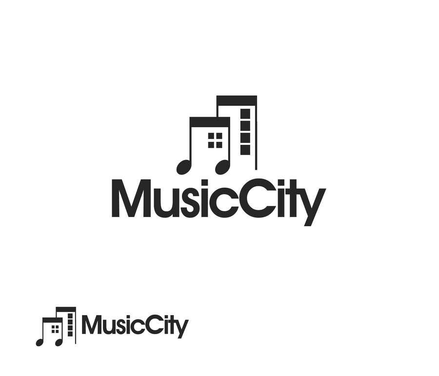 Penyertaan Peraduan #9 untuk Design a Logo for Music City