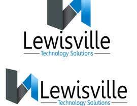 #56 for Design a Logo for a public website: http://LewisvilleTS.com af hamzahafeez2000