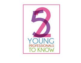 sandrasreckovic tarafından Design a Logo for Young Professionals to Know için no 10