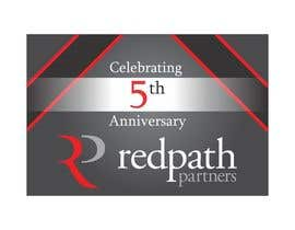 #83 cho Design a Logo for Redpath Partners' 5 Year Anniversary bởi zunairali96