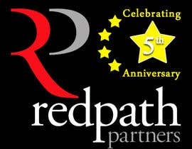 #66 for Design a Logo for Redpath Partners' 5 Year Anniversary af Corbusllp
