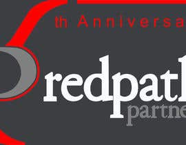#77 cho Design a Logo for Redpath Partners' 5 Year Anniversary bởi hieast