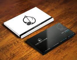 #135 untuk Design some Business Cards for Hot Bands oleh gohardecent