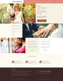 kreativeminds tarafından Design a Website home / landing page için no 32