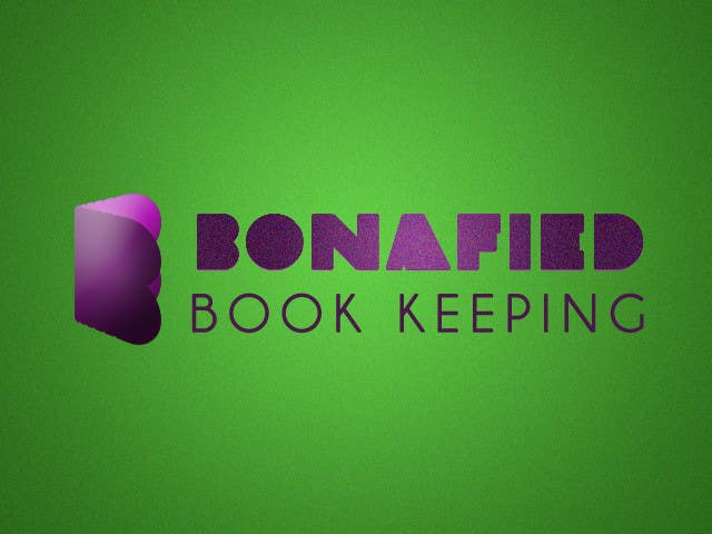 Konkurrenceindlæg #34 for Bonafide Bookkeeping