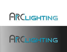 #40 para Design a Logo for Arc Lighting por texture605