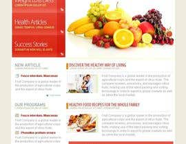 #28 untuk Design a Logo and Website for a frozen fruit bar Company oleh sultandesign