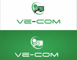 #12 for Design logo ve-com by irfanrashid123