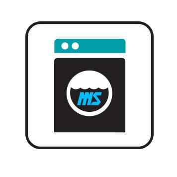 Konkurrenceindlæg #47 for Logo design of a washing machine