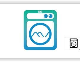#59 for Logo design of a washing machine af pernas