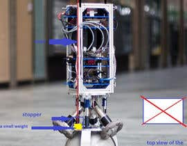 #23 untuk What is the simplest way to make this robot balance oleh cutkuc
