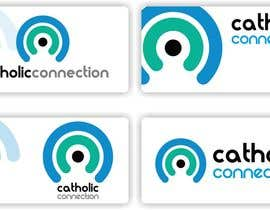 "pernas tarafından Design a Logo and Banner for ""Catholic Connection"" Organization için no 9"
