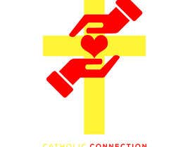 "r35hin tarafından Design a Logo and Banner for ""Catholic Connection"" Organization için no 13"