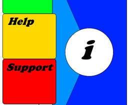#2 untuk Design a Logo for WordPress support desk (customer service ) plugin oleh coenect