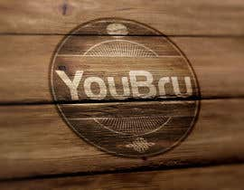 #288 for Design a Logo for YouBru by Pierro52