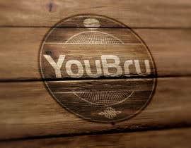 #288 for Design a Logo for YouBru af Pierro52