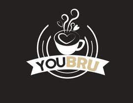 #281 for Design a Logo for YouBru by NesmaHegazi