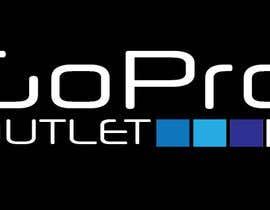 #16 untuk Design a Logo for GoPro-Outlet.com oleh swethaparimi