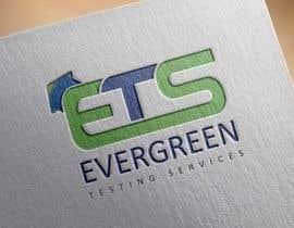 #64 for Design a Logo for Evergreen Testing Solutions (ETS) af rz100