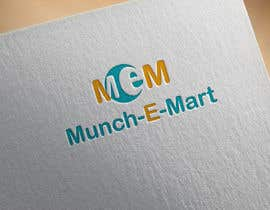 #92 untuk Design a Logo for Munch-E-Mart oleh Pato24
