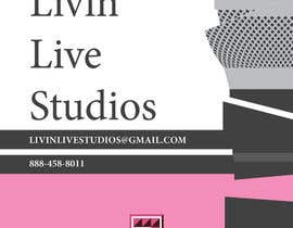 #2 for Design a Flyer for LivinLiveStudios by kopach