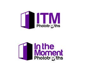 #44 untuk Design a Logo for PHOTO BOOTH company.  ONLY THE BEST DESIGNERS! oleh zetabyte