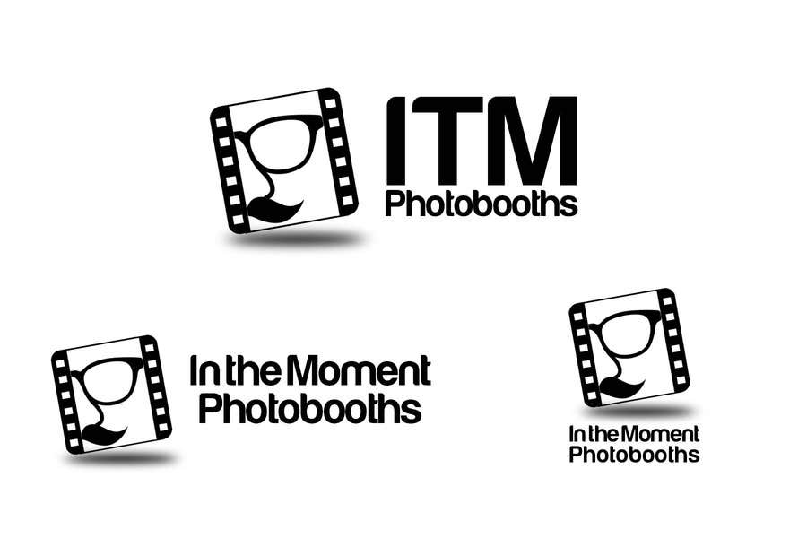 #45 for Design a Logo for PHOTO BOOTH company.  ONLY THE BEST DESIGNERS! by zetabyte