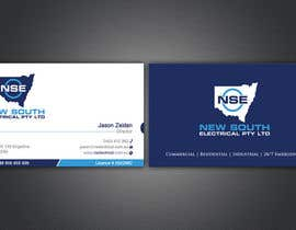 #16 for Design some Business Cards for NSE af aminur33