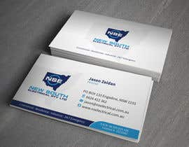 #20 for Design some Business Cards for NSE af toyz86