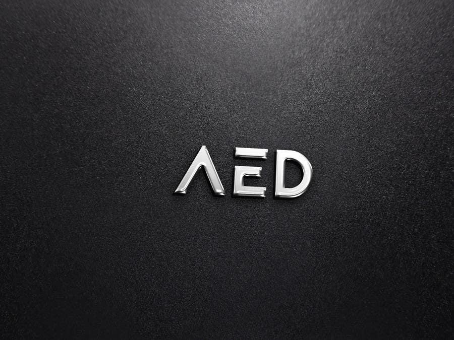 Penyertaan Peraduan #3 untuk Design a Logo for AED