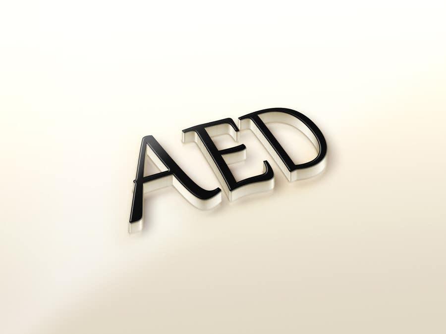 Penyertaan Peraduan #54 untuk Design a Logo for AED