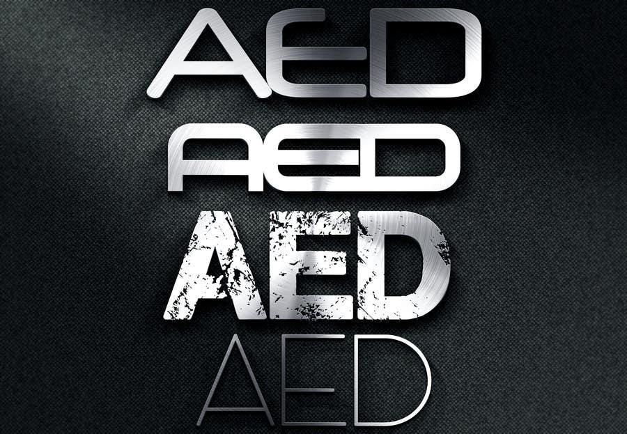 Penyertaan Peraduan #52 untuk Design a Logo for AED