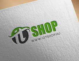 #10 untuk Create Logo desing for our electronic webshop oleh heloveshah