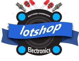 #13 untuk Create Logo desing for our electronic webshop oleh DavidTawfik