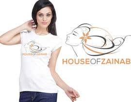 #71 untuk Design a Logo for House of Zainab oleh HarIeee