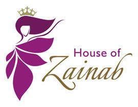 #103 untuk Design a Logo for House of Zainab oleh paulsantanu