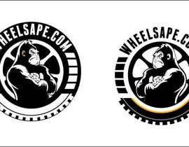 #73 for Build a logo for WheelsApe.COM ! af rahulwhitecanvas